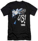 The Thing - Wanted To Be Us (slim fit) T-shirts