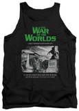 Tank Top: War Of The Worlds - Attack People Poster Tank Top