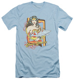Wonder Woman - Invisible Jet (slim fit) T-shirts