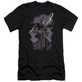 Watchmen - Rorschach Night (slim fit) T-shirts
