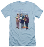 The Three Stooges - Sexy (slim fit) T-shirts