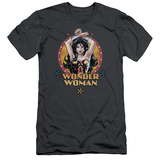 Wonder Woman - Powerful Woman (slim fit) T-shirts