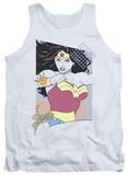 Tank Top: Wonder Woman - Wonder Woman 80s Minimal Tank Top