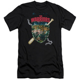 The Warriors - Shield (slim fit) Shirts