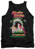 Tank Top: Wonder Woman - Jaws T-Shirt