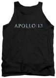 Tank Top: Apollo 13 - Logo Tank Top