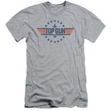 Top Gun - Star Logo (slim fit) T-shirts