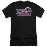 Xena: Warrior Princess - Logo (slim fit) Shirts