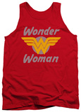 Tank Top: Wonder Woman - Wonder Wings Tank Top