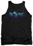 Tank Top: Amazing Race - Faded Globe Tank Top