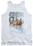 Tank Top: Wildlife - Coffee And Chocolate T-shirts