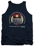 Tank Top: Beverly Hills Cop - Nicest Police Car Tank Top