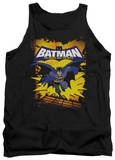 Tank Top: Batman The Brave and the Bold - Rooftop Leap Tank Top