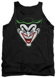 Tank Top: Batman The Brave and the Bold - Animated Joker Head Tank Top