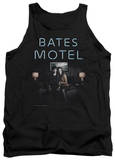 Tank Top: Bates Motel - Motel Room Tank Top