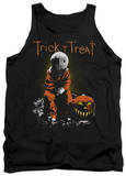 Tank Top: Trick R Treat - Sitting Sam Tank Top