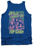 Tank Top: Beverly Hills 90210 - Zip Code Tank Top