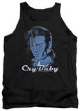 Tank Top: Cry Baby - King Cry Baby Tank Top