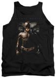 Tank Top: Batman Begins - Gotham Bats Tank Top