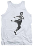 Tank Top: Bruce Lee - Flying Kick Tank Top