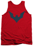 Tank Top: Batman Beyond - Beyond Bat Logo Shirts