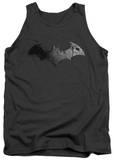 Tank Top: Batman Arkham City - Bat Logo Tank Top