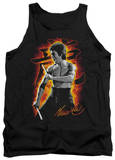 Tank Top: Bruce Lee - Dragon Fire Tank Top