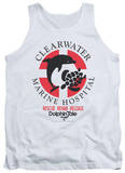 Tank Top: Dolphin Tale - Clearwater Logo T-shirts