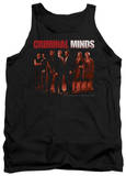 Tank Top: Criminal Minds - The Crew Tank Top