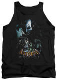 Tank Top: Batman Arkham Asylum - Five Against One Tank Top