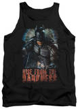 Tank Top: Dark Knight Rises - Rise From Darkness Tank Top