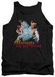 Tank Top: Elvis Presley - Always On My Mind Tank Top