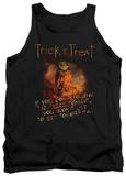 Tank Top: Trick R Treat - Rules Tank Top