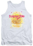Tank Top: Dolphin Tale - Sunset T-shirts