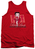 Tank Top: Betty Boop - Timeless Beauty Tank Top