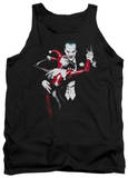Tank Top: Batman - Harley And Joker Tank Top