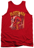 Tank Top: DC Comics - Plastic Man Street Tank Top