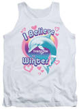 Tank Top: Dolphin Tale - I Believe Shirt