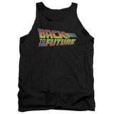 Tank Top: Back To The Future - Logo T-Shirt