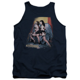 Tank Top: Bettie Page - Notorious Color Tank Top