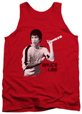 Tank Top: Bruce Lee - Nunchucks T-shirts