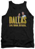 Tank Top: Dallas - Logo Tank Top