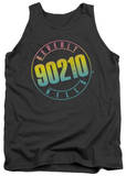 Tank Top: Beverly Hills 90210 - Color Blend Logo Tank Top