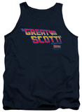 Tank Top: Back To The Future - Great Scott Tank Top
