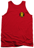 Tank Top: Batman - Robin Logo Tank Top