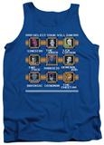 Tank Top: DC Comics - Stage Select T-Shirt