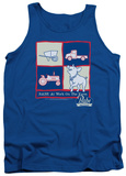 Tank Top: Babe - Work On The Farm Tank Top