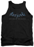 Tank Top: Batman Arkham Origins - Logo Tank Top