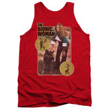 Tank Top: Bionic Woman - Jamie And Max Tank Top