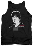 Tank Top: Covert Affairs - Auggie Portrait Tank Top